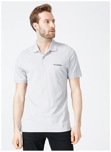 Columbia Columbia Polo T-Shirt Gri